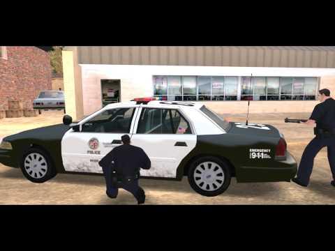 [GTA:SA] SWAT - Metropolitan Division Modpack +DOWNLOAD
