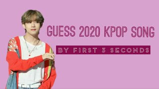 Download Lagu Guess 2020 Kpop song by first 3 seconds mp3