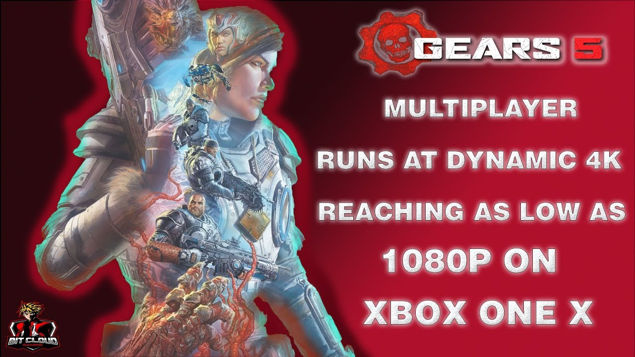 Gears 5 Multiplayer Runs At Dynamic 4k Prioritizing Performance!, Death  Starnding Box Art Revealed!