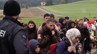 Spaziergang ins Merkel-Land: Reportage aus dem österreichisch-deutschen Grenzgebiet
