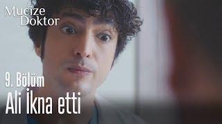 Ali organ bağışı için hasta yakınını ikna etti - Mucize Doktor 9. Bölüm