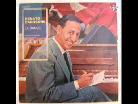 Renato Carosone 's - La pansè (Cover)