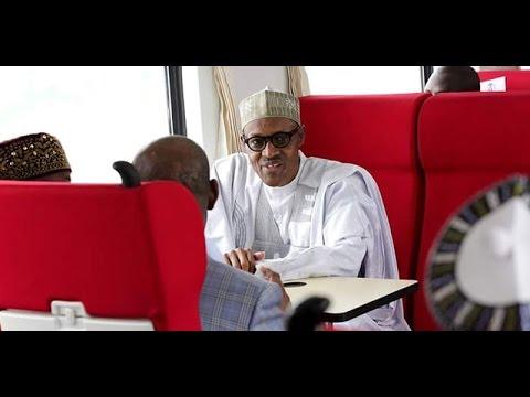 [Afrique] Le Nigeria inaugure la première ligne de TGV en Afrique de l'Ouest
