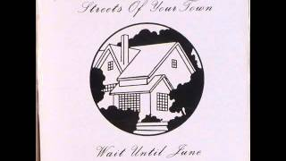 """The Go Betweens - Streets Of Your Town - 1988 12""""  - A"""