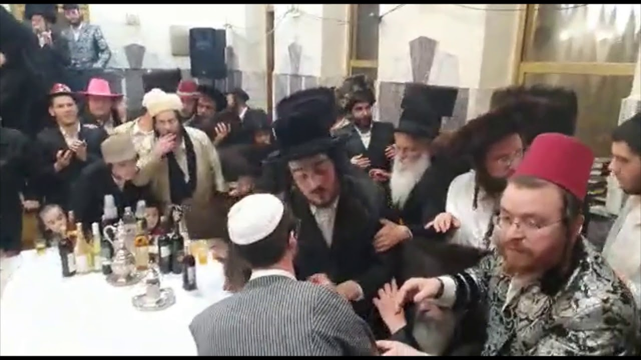 Purim 5781 In Sadigura Yerushalayim