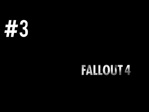 Fallout 4 (mostly) Blind Let's Play - Episode 3: Concord Squabble
