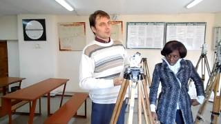 Устройство теодолита 2Т-30М (ДЭК-11, 11.10.13)