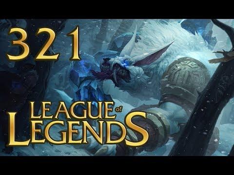 League of Legends #321: Warwick Jungle (CZ/Full HD/60FPS)