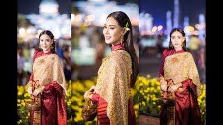 Finale wedding studio นางเอกประเทศไทย คุณ พิมพ์ปวีณ์ โคกระบินทร์ ( ตูน )