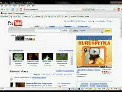 Youtube mb