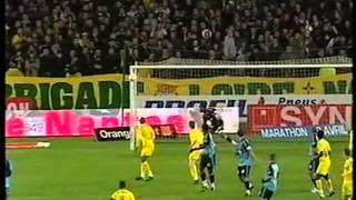 2008/2009 L1 Buts FC Nantes-O.Marseille