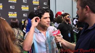 Tyler Posey at the 4th Annual #HallOfGame Awards Red Carpet #TeenWolf @TylerGPosey