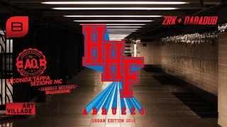 HHF Abruzzo   Urban Edition 2015   COLLE DER FOMENTO LIVE   L'Aquila