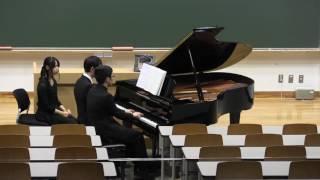 筑波大学ピアノ愛好会 2016年度ニューイヤーコンサート 第3部3番 ピョー...