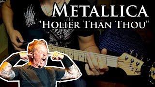 """Metallica """"Holier Than Thou"""" на российской гитаре!"""
