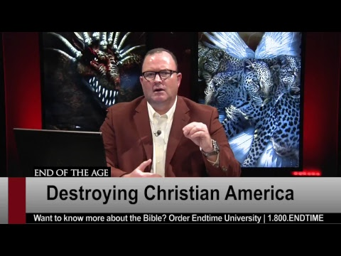 Destroying Christian America  Irvin Baxter  End of the Age LIVE STREAM