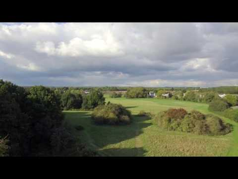Phantom 3 Drone Footage of Colney Heath & London Colney in St Albans, Hertfordshire