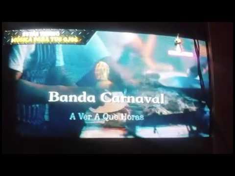 Banda Carnaval - A Ver A Que Horas (Vídeo Oficial 2016)