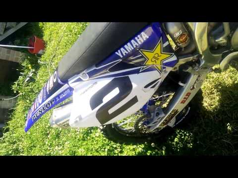 2006  yamaha yz450f new and updated  , fully oberhauled
