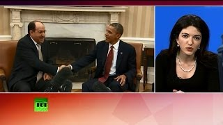 Ирак просит у США помощи в борьбе с терроризмом