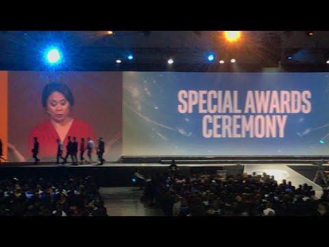 Special awards ceremony 3 | Intel isef 2018