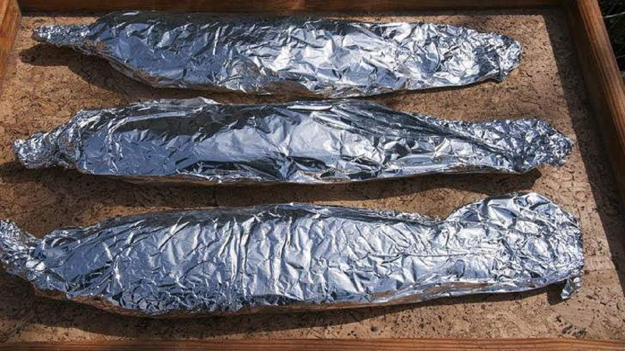 Doctors Warn: If You Use Aluminum Foil Stop It Right Now And This is The Reason Why