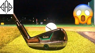 SHOCKING: Taylormade GAPR Lo  2 Iron - Golf Ball Flights, Stingers