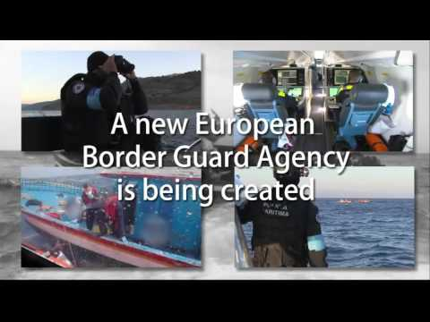 European border guard
