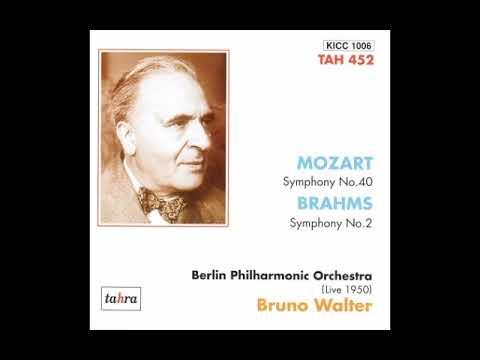 Bruno Walter  Berlin Philharmonie (25 September, 1950)