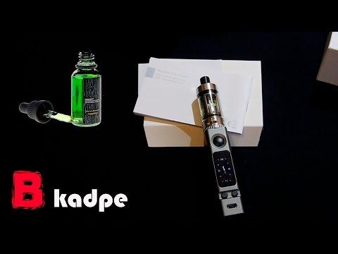 EVIC Vtwo mini новый сетап электронной сигареты + жижа Frozen E.T.
