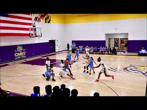 CMIT Academy Vs OREM School - Girls Middle School Basketball Tournament