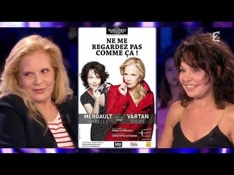 Sylvie Vartan et Isabelle Mergault - On n'est pas couché 5 septembre 2015 #ONPC