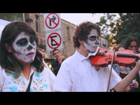 Día de Muertos Escuela de Música de la Universidad de Guadalajara