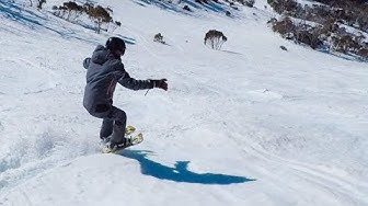 BIG FOOT SKI EDIT THREDBO