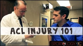 ACL Injury Basics from the Expert - Dr. Pat Connor