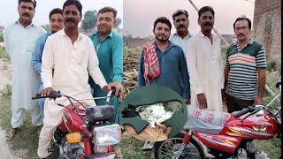 Kabootar Bazi || Ustad Faiz nay motor bike inaam jeet lia || 55/2L Okara