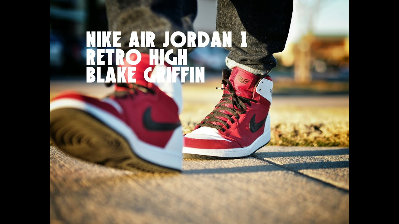 073c7beeb40 Nike Air Jordan 1 Retro High Blake Griffin Quick & Dirty Review + On Feet