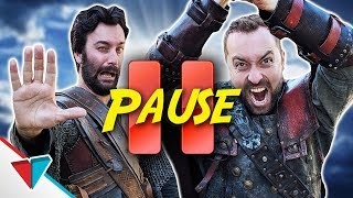 How to win battles in RPG's - Pause