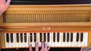 Harmonium Chords - Hanumana Bolo - Daisy Bowman