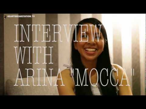 "JOURNAL: An Exclusive Interview with Arina ""MOCCA"""
