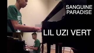 Lil Uzi Vert- Sanguine Paradise (Piano Cover)