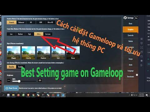 Mẹo: Cách cài tối ưu máy tính, setting Gameloop tăng FPS, chơi game mượt | 𝙂𝙖𝙢𝙚𝙇𝙤𝙤𝙥.𝙈𝙤𝙗𝙞
