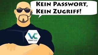 Datensicherheit durch Verschlüsselung | VeraCrypt