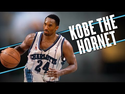 What if the Hornets never traded Kobe Bryant to the Lakers?