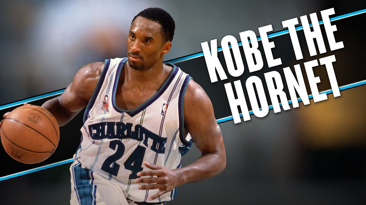 What if the Hornets never traded Kobe Bryant to the Lakers  - YouTube 774b65d4f
