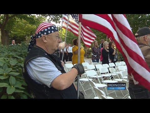 Local communities remember September 11 attacks