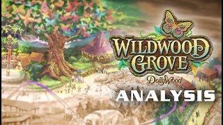 Wildwood Grove & Dragon Flier Analysis Dollywood 2019 Expansion