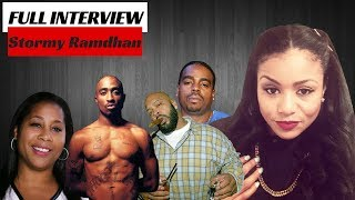 Suge Knight Babymama (Stormy) Talks 2pac, Suge Knight, Sharita Knight & GOES IN ON Daz Dillinger!