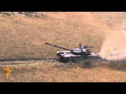 Georgia Showcases New Tank Training Area