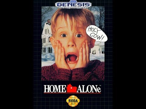 Geoff Good Gamer's play's Home alone